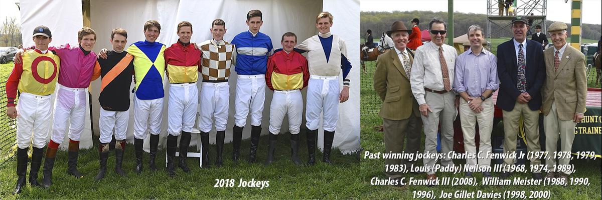 2018jockeysPastwinners